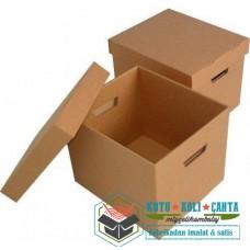 Arşiv Kutusu 10'Lu Arşiv Kolisi 52 X 36 X 35 (Diğer Ölçüler Için İrtibata Geçiniz)