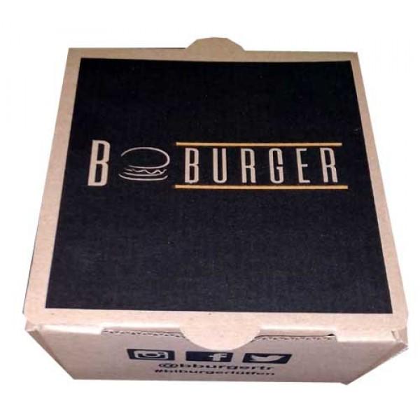 Hamburger Kutusu No:4