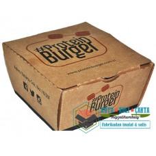 Hamburger Kutusu 14X14X7 No:6